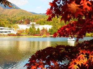 リゾートホテル蓼科 ~芸術の森 彫刻公園~の写真