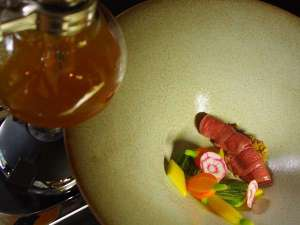 チミケップホテル:料理イメージ