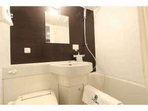 ユニットバス/全室ウォシュレット付きトイレを設置/シャワーもワンタッチ式で温度調節が便利