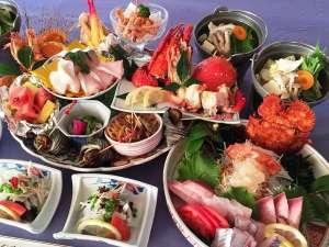 あしずり温泉郷 足摺サニーサイドホテル:皿鉢料理をリニューアルしました。