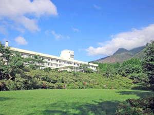 ホテル花月園 外観