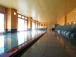 2017年1月にリニューアルした大浴場「湯源郷(昼~夜男性)」