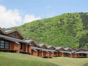 自然を五感で楽しむリゾートホテル レゾネイトクラブくじゅう:新緑とレゾネイト