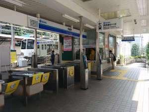 ビジネス・イン・グランドール府中:西武多摩川線多磨駅まで徒歩1分