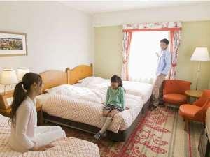 ホテル日航ハウステンボス:【禁煙】トリプルルーム