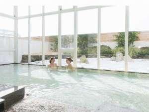 ホテル日航ハウステンボス:大浴場【営業時間】16:00~24:00、 06:00~10:00