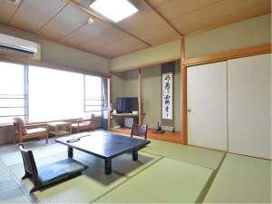 料理旅館 新和具荘:和室:10畳・バス、ウォシュレットトイレ付