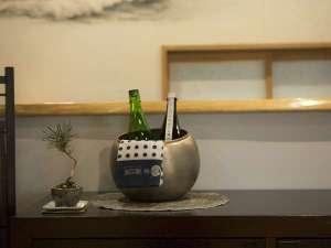 寛ぎの諏訪の湯宿 萃sui‐諏訪湖:地酒9蔵を主にご提供