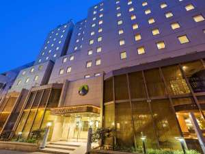 アークホテル大阪心斎橋―ルートインホテルズ―:外観
