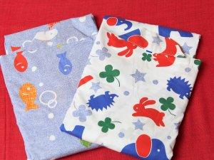【浴衣】お子様用の浴衣を3サイズご用意しております
