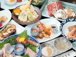 高湯温泉 旅館 玉子湯:*【夕食】 和食膳/松コース一例