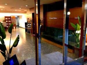 コートホテル旭川:エントランス