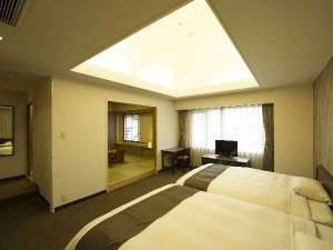 コートホテル旭川:フュージョンスイート(1)