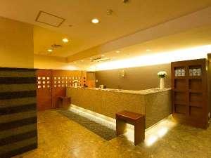 コートホテル旭川:フロント
