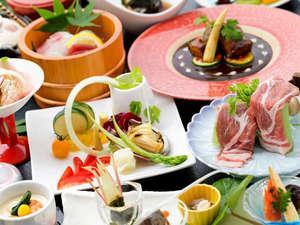 """津和野のお宿 よしのや :【なでしこ会席】""""その日に決まる""""「美味しい♪」 楽しみは夕食のその時まで☆"""