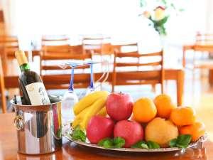 お泊り処 萌季:山中湖ワインも取り扱っております♪