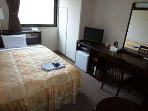 グリーンホテル米子:ワンランク上のお部屋で、上質な癒しのひとときを。ゆったりシングル。