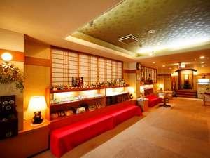 旅館 遊湯亭 :ロビー