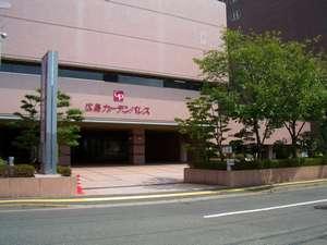 ホテル 広島ガーデンパレス:駐車料金も一泊500円とリーズナブル。
