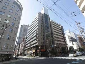 アパホテル<大阪谷町>の写真