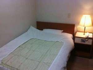 ビジネスホテルルピナス:シングルルーム★ごゆっくりおやすみください。