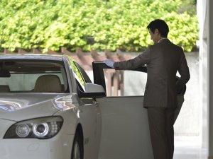 ザ・ナハテラス:【バレットサービス】ご宿泊のお客様はバレットパーキングサービスにてお預かりいたします。