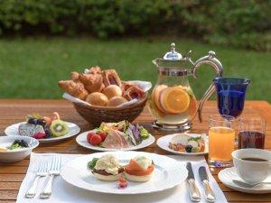ザ・ナハテラス:レストラン「ファヌアン」朝食イメージ