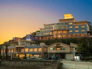 ホテル松竜園 海星 外観