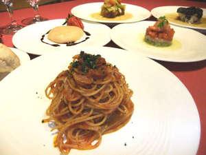 ラ・コリーナ:イタリアンフルコースディナー