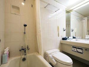 スタンダードツインバスルームイメージ