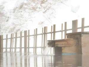 四季彩の宿 ふる里:雪見露天イメージ