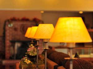旭岳温泉 ホテルディアバレー:館内はライティングにもこだわっております