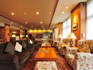 旭岳温泉 ホテルディアバレー:ご到着時、ご出発前にもごゆっくりとお過ごしください。