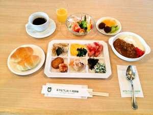 ホテルサンルート佐世保:当ホテル自慢の朝食バイキング