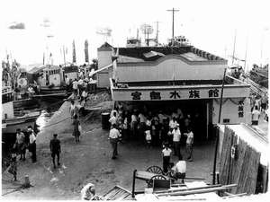 昔・昔の写真!宮島水族館の写真