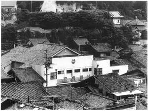昔・昔の写真!宮島劇場がありました‥