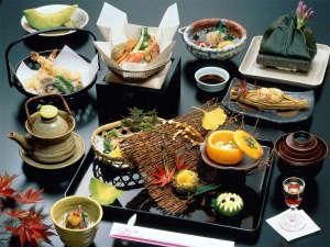 有馬温泉 角の坊:料理秋12-90
