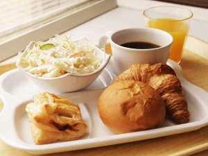 京王プレッソイン日本橋茅場町(旧:京王プレッソイン茅場町):朝食は無料サービス♪