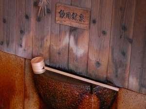 毒沢鉱泉 神の湯