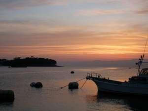 夕陽の名所西伊豆で、自然に包まれる休日をどうぞ
