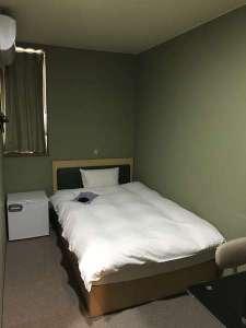 サウナ25 ホテルフロア:シングルルーム