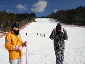 富士見高原スキー場1