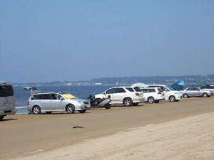 民宿 清水:千里浜なぎさドライブウエー