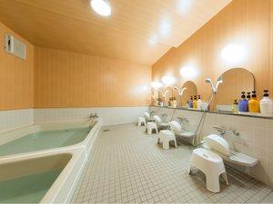 宇都宮ステーションホテル:男性大浴場