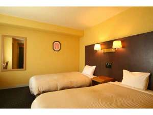 札幌クラッセホテル:ツインルーム(20㎡)