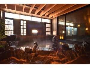 天然温泉白樺の湯 ドーミーイン帯広:【大浴場】