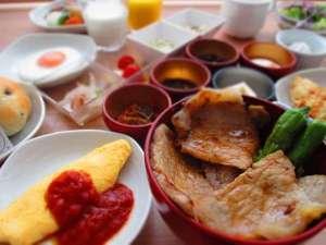 天然温泉白樺の湯 ドーミーイン帯広:和洋バイキング朝食