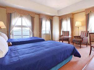 ウォーターマークホテル長崎ハウステンボス:◆デラックスハーバービュー◆穏やかな大村湾を一望できます。癒しのひとときをあなたへ。