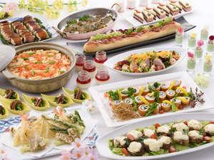 ウォーターマークホテル長崎ハウステンボス:長崎でしか味わえない郷土料理&旬の食材を使った『春の長崎』ディナービュッフェ