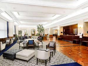 ウォーターマークホテル長崎ハウステンボス:【ロビー】通常チェックイン15:00~ チェックアウト11:00まで